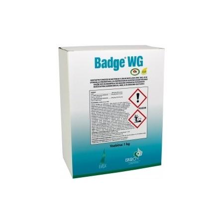 BADGE WG 10 kg